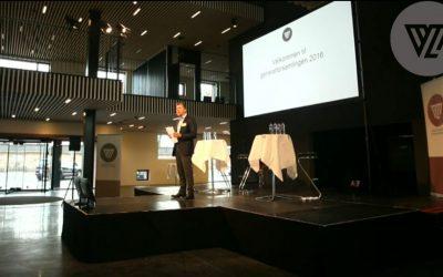 Video fra VL-årsmødet