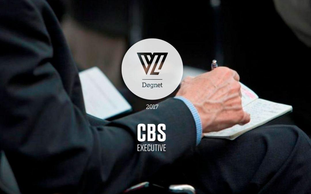 Optakt til VL Døgnet 2017:  Vind et eksklusivt arrangement hos CBS Executive