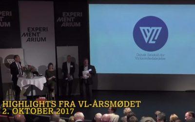 VL-årsmøde 2017 – Highlights