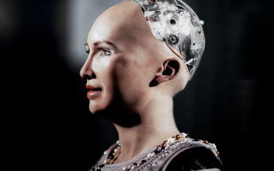 Robotten Sophia viser vej til fremtiden på VL Døgnet 2018