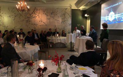 Julemøde 2018: Rigets og Europas tilstand blev vendt i hyggelige rammer