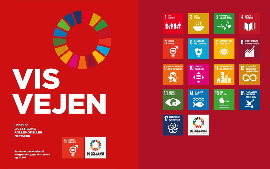 VL107 omsætter FNs Verdensmål 5 til konkret handling i samtalebog