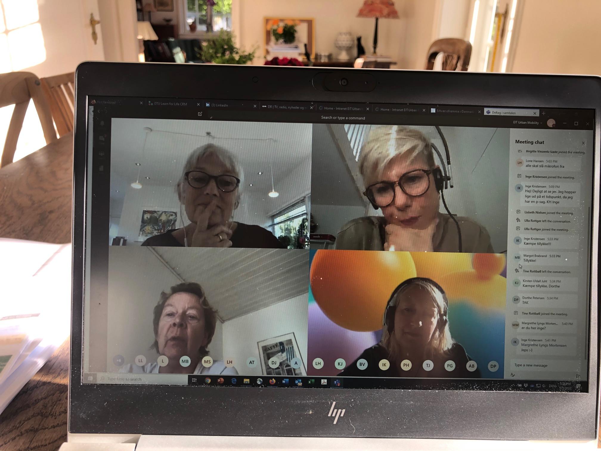Sådan håndterer VL-grupperne Corona-krisen: Online møder, ofte