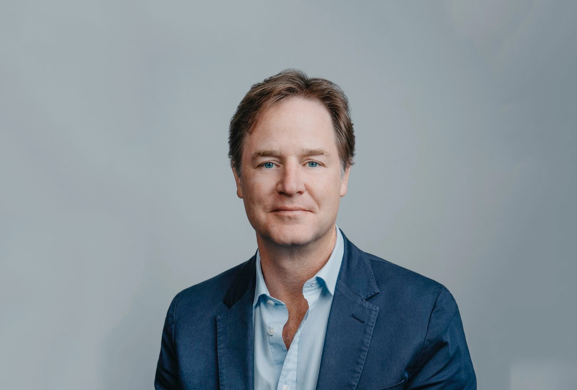 Sir Nick Clegg talks at The Virtual Summit 4th of June