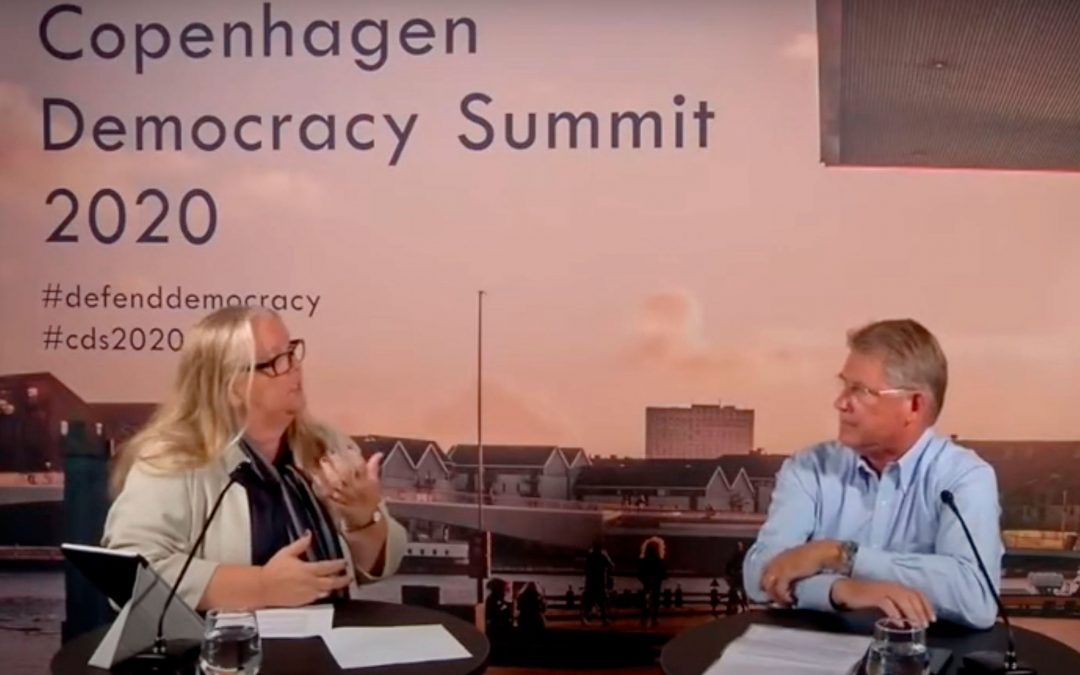 The Copenhagen Democracy Summit 2020