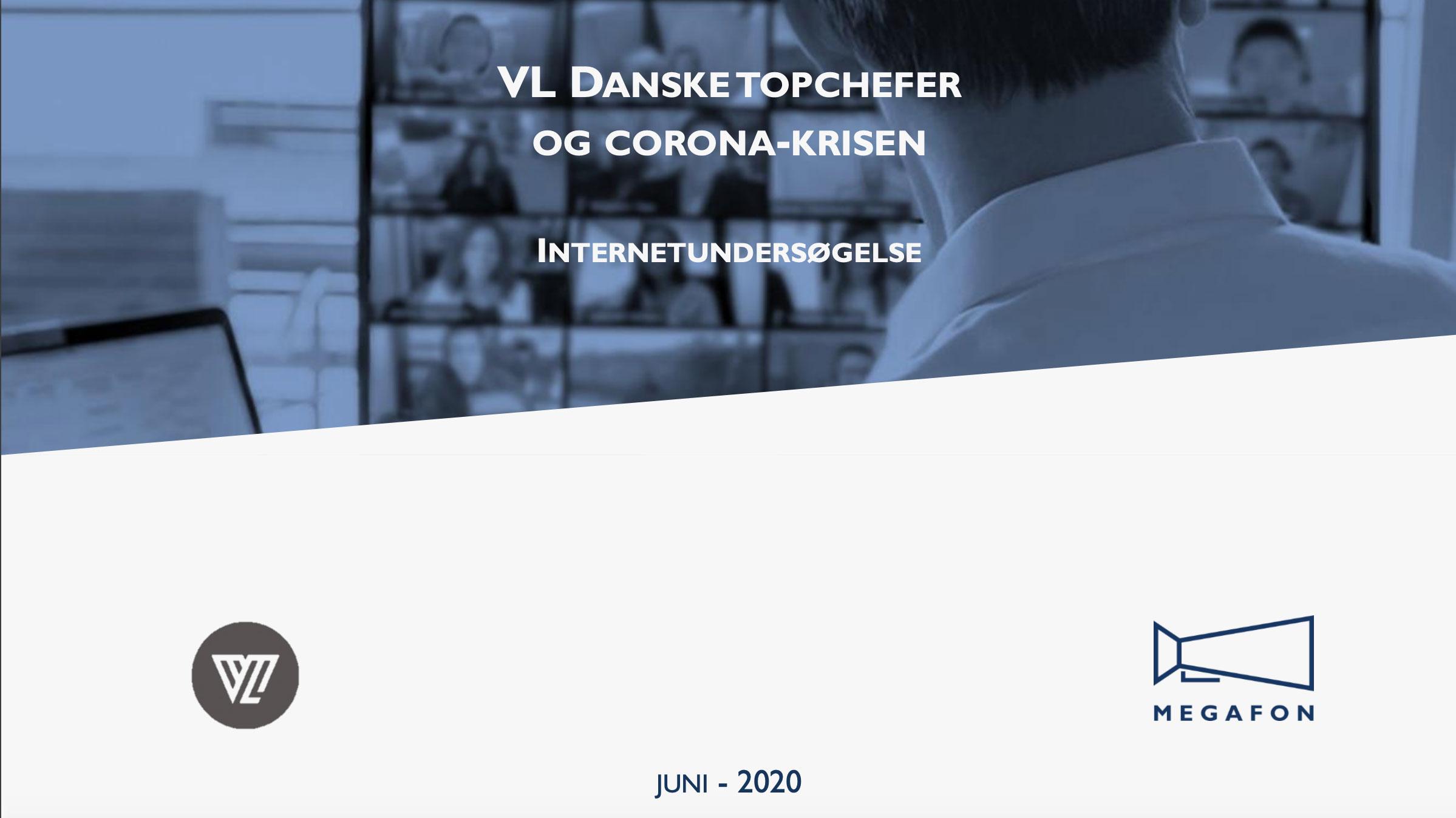 Danske topchefer planlægger afskedigelser og forbereder sig på et langt sejt krisetræk