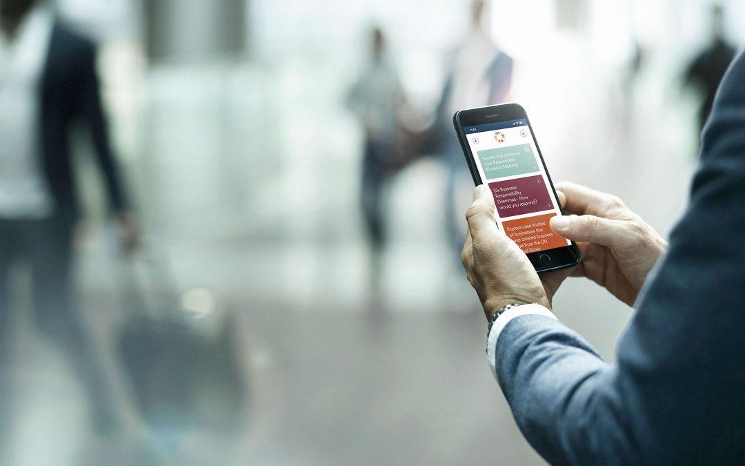 Global Goals Business Navigator App: Oplæg og debat i jeres gruppe?