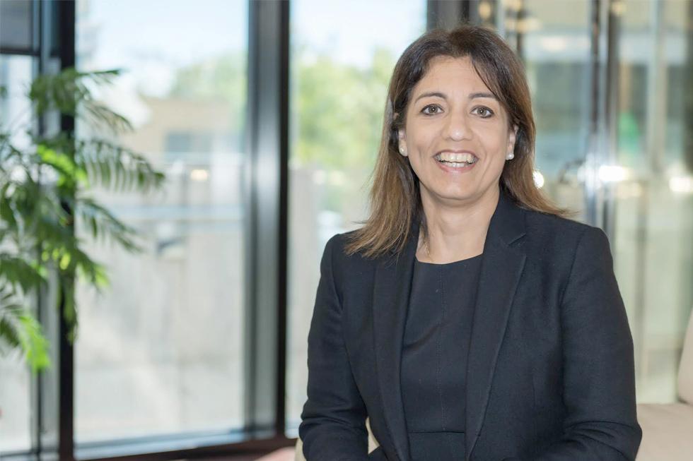 Hun hjælper tusinder af virksomheder til nye væksthøjder ved hjælp af fremtidens teknologier.