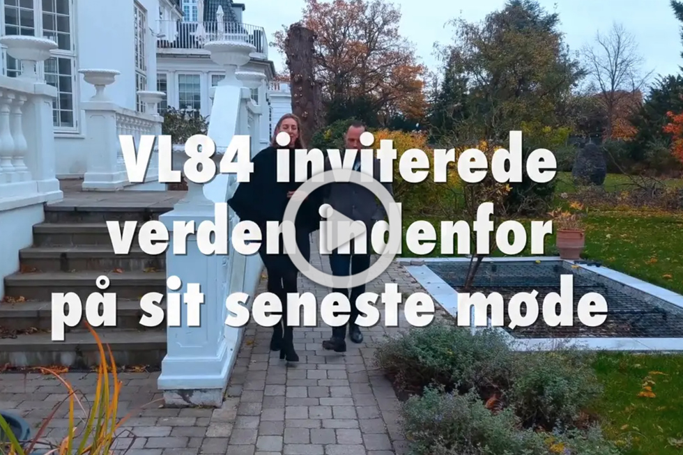 VL84 inspirerer med ny global mødeform