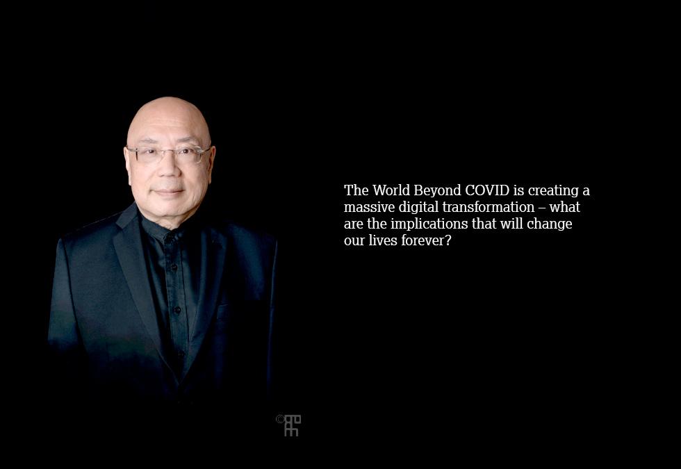 Han lærer regeringer og topledere at bruge kunstig intelligens til at skabe en bedre verden – og business