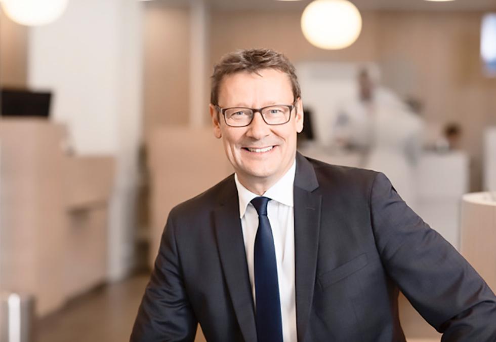 Danske Banks nyudnævnte CCO var i den varme stol blandt VL-venner